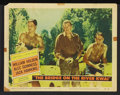 """Movie Posters:War, The Bridge On The River Kwai (Columbia, 1958). Lobby Cards (2) (11""""X 14""""). War.. ... (Total: 2 Items)"""