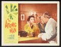 "Movie Posters:Science Fiction, The Atomic Man (Allied Artists, 1956). Lobby Card Set of 8 (11"" X14""). Science Fiction.. ... (Total: 8 Items)"