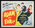 """Movie Posters:Comedy, Adam and Evelyn (Universal International, 1950). Lobby Card Set of8 (11"""" X 14""""). Comedy.. ... (Total: 8 Items)"""