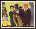 "Movie Posters:Comedy, Abbott and Costello Meet the Killer, Boris Karloff (UniversalInternational, 1949). Lobby Cards (4) (11"" X 14""). Comedy.. ...(Total: 4 Items)"