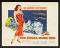 """Movie Posters:War, The Angel Wore Red (MGM, 1960). Lobby Card Set of 8 (11"""" X 14"""").War.. ... (Total: 8 Items)"""