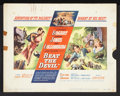 "Movie Posters:Adventure, Beat the Devil (United Artists, 1953). Title Lobby Card and LobbyCards (5) (11"" X 14""). Adventure.. ... (Total: 6 Items)"