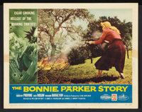 "The Bonnie Parker Story (American International, 1958). Lobby Cards (7) (11"" X 14""). Crime. ... (Total: 7 Item..."