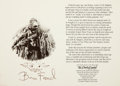 Books:First Editions, [Brian Froud and Jim Henson]. The Dark Crystal. [N.p.]:[Henson Associates], [1982].. First edition. Signed on t...