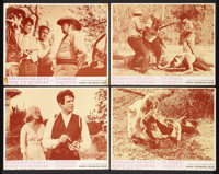 """Bonnie and Clyde (Warner Brothers-Seven Arts, 1967). Lobby Cards (4) (11"""" X 14""""). Crime. ... (Total: 4 Items)"""