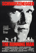 "Movie Posters:Action, The Running Man (Tri-Star, 1987). One Sheet (27"" X 41""). Action....."