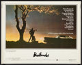 "Movie Posters:Crime, Badlands (Warner Brothers, 1974). Half Sheet (22"" X 28""). Crime....."