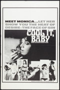 "Movie Posters:Sexploitation, Cool It, Baby (Boxoffice International Pictures, 1967). One Sheet(27"" X 41""). Sexploitation.. ..."