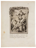 Antiques:Posters & Prints, Eleven Beautifully Engraved Plates From Ovid's Narrative Poem Metamorphoses. 7.5 x 10 inches. All plates in very... (Total: 11 Items)
