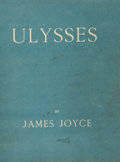 Books:First Editions, James Joyce. Ulysses. Paris: Shakespeare and Company, 1922... First edition. One of 750 numbered copies on han...
