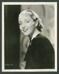 "Paramount Starlet Lot (Paramount, 1934). Stills (11) (8"" X 10""). ... (Total: 11 Items)"