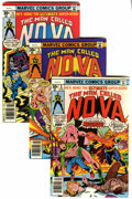 Bronze Age (1970-1979):Superhero, Nova Group (Marvel, 1977) Condition: Average VF/NM.... (Total: 42Comic Books)