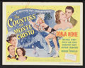 "Movie Posters:Comedy, The Countess of Monte Cristo (Universal International, 1948). Lobby Card Set of 8 (11"" X 14""). Comedy.. ... (Total: 8 Items)"