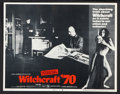 """Movie Posters:Documentary, Witchcraft '70 (Trans American, 1970). Lobby Card Set of 8 (11"""" X 14""""). Documentary.. ... (Total: 8 Items)"""