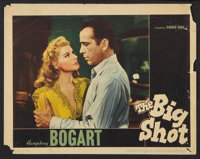 """The Big Shot (Warner Brothers, 1942). Lobby Cards (4) (11"""" X 14""""). Crime. ... (Total: 4 Items)"""