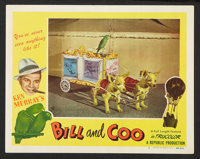 """Bill and Coo (Republic, 1948). Lobby Cards (6) (11"""" X 14""""). Fantasy. ... (Total: 6 Items)"""