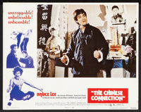 """The Chinese Connection (National General, 1973). Lobby Card Set of 8 (11"""" X 14""""). Action. ... (Total: 8 Items)"""