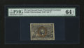 Fractional Currency:Second Issue, Fr. 1286 25¢ Second Issue PMG Choice Uncirculated 64 EPQ....