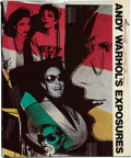 Books:Signed Editions, [Andy Warhol]. Andy Warhol's Exposures. New York: AndyWarhol Books/Grosset & Dunlap, [1979].. First edition, firs...