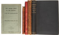 Books:Non-fiction, Five Books by Edward W. Blyden, including: African Life andCustoms. London: C. M. Phillips, 1908. First edition. Oc...(Total: 5 Items)