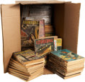 Pulps:Science Fiction, Astounding Stories Box Lot (Street & Smith, 1943-60) Condition:Average VG.... (Total: 131 )