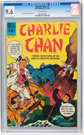 Silver Age (1956-1969):Mystery, Charlie Chan #1 File Copy (Dell, 1965) CGC NM+ 9.6 Off-whitepages....