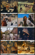 "Movie Posters:Science Fiction, Planet of the Apes (20th Century Fox, 1968). Lobby Card Set of 8(11"" X 14""). Science Fiction. Starring Charlton Heston, Rod...(Total: 8)"