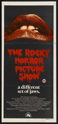 """Movie Posters:Rock and Roll, The Rocky Horror Picture Show (20th Century Fox, 1975). AustralianDaybill (13"""" X 30""""). ..."""