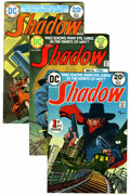 Bronze Age (1970-1979):Miscellaneous, The Shadow #1-12 Group (DC, 1972-76) Condition: Average VF/NM....(Total: 12 Comic Books)