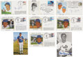 Autographs:Post Cards, New York Mets Signed Postcards Lot of 27.... (Total: 27 card)