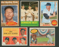 Baseball Cards:Lots, 1950's-1960's Topps Mickey Mantle Collection (5). ...