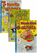 Modern Age (1980-Present):Humor, Richie Rich-Related File Copies Group (Harvey, 1974-82) Condition:Average NM-.... (Total: 40 )