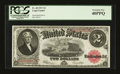Fr. 60 $2 1917 Legal Tender PCGS Extremely Fine 40PPQ