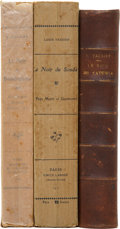 Books:Non-fiction, Louis Tauxier. Three Books on the French Sudan, including: LeNoir de Boundoukou. Paris: Ernest Leroux, 1921. Octavo...(Total: 3 Items)