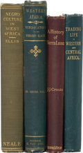 Books:Non-fiction, Four Books on Africa, including: A. Horton. West AfricanCountries and Peoples. [and:] J. Whitford. ... (Total: 4 Items)