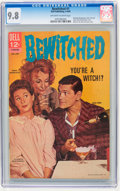 Silver Age (1956-1969):Humor, Bewitched #1 (Dell, 1965) CGC NM/MT 9.8 Off-white to white pages....