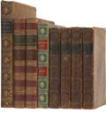 Books:Fiction, Four Classics of Literature in Attractive Bindings, including:[Alain René Le Sage. Tobias George Smollett, translator]. ...(Total: 8 Items)