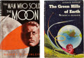 Books:First Editions, Robert A. Heinlein. Two British First Editions, including: TheMan Who Sold the Moon. London: Sidgwick and Jackson, ...(Total: 2 Items)