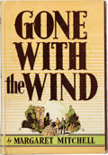 Books:Signed Editions, Margaret Mitchell. Gone with the Wind. New York: TheMacmillan Company, 1936.. First edition, first printing, with...