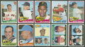 Baseball Cards:Sets, 1965 Topps Baseball Near Set (581/598)...