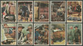 "Non-Sport Cards:Sets, 1958 Topps ""Walt Disney's Zorro"" Complete Set (88). ..."
