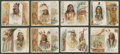"Non-Sport Cards:Lots, 1889 N36 Allen & Ginter's ""The American Indian"" Collection(16)...."