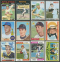 Baseball Cards:Lots, 1960's-70's Topps Stars, Rookies Collection (34)....