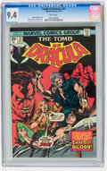 Bronze Age (1970-1979):Horror, Tomb of Dracula #31, 49, and 54 CGC-Graded Group (Marvel, 1975-77)Condition: CGC NM 9.4.... (Total: 3 )