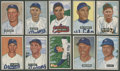 Baseball Cards:Lots, 1951 Bowman baseball Collection (140) With High numbers....