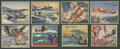 "Non-Sport Cards:Lots, 1930's-1940's War Theme ""R"" Gum Collection (50). ..."