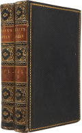 Books:Signed Editions, Lord Byron. The Works of Lord Byron: with a Life andIllustrative Notes, by William Anderson. Edinburgh:... (Total:2 Items)