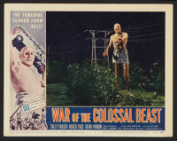 "War of the Colossal Beast (American International, 1958). Lobby Card (11"" X 14""). Science Fiction"