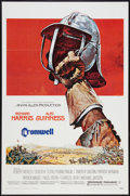 """Movie Posters:Drama, Cromwell (Columbia, 1970). One Sheet (27"""" X 41"""") and Deluxe Lobby Cards (4) (11"""" X 14""""). Drama.. ... (Total: 5 Items)"""