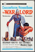 "Movie Posters:War, The War Lord Lot (Universal, 1965). One Sheet (27"" X 41"") and LobbyCard (11"" X 14""). War.. ... (Total: 2 Items)"